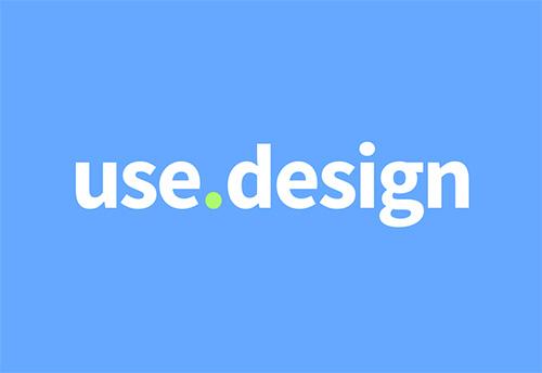 use design logo
